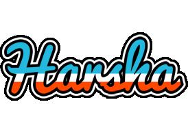 Harsha america logo