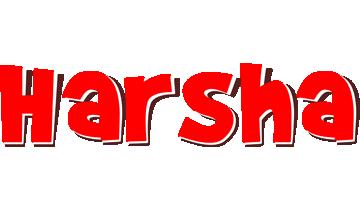 Harsha basket logo
