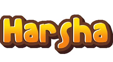 Harsha cookies logo