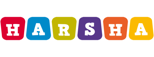 Harsha daycare logo