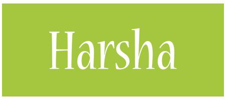 Harsha family logo