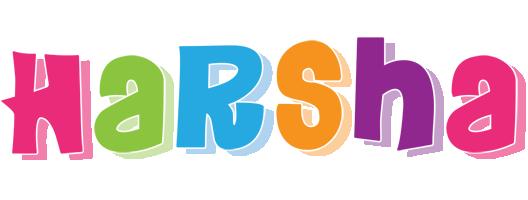 Harsha friday logo