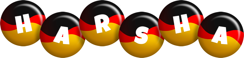 Harsha german logo