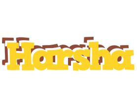 Harsha hotcup logo