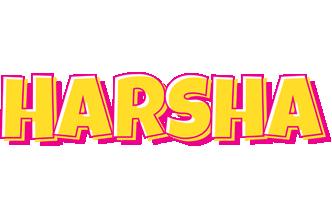 Harsha kaboom logo