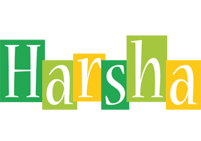 Harsha lemonade logo