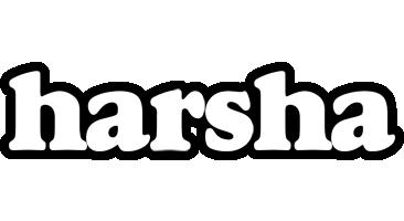 Harsha panda logo