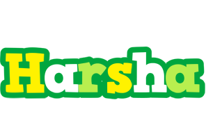 Harsha soccer logo