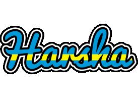 Harsha sweden logo
