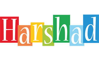 Harshad colors logo