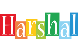 Harshal colors logo