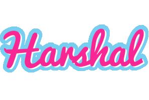 Harshal popstar logo