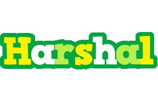 Harshal soccer logo