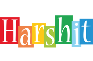 Harshit colors logo