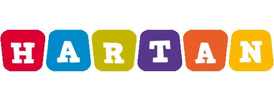 Hartan daycare logo