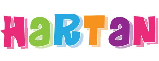 Hartan friday logo