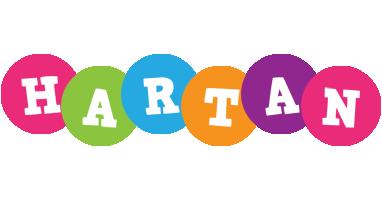 Hartan friends logo