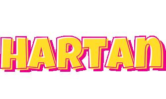 Hartan kaboom logo
