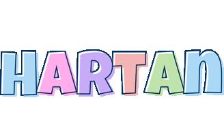 Hartan pastel logo
