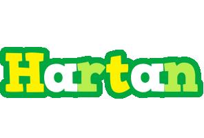 Hartan soccer logo