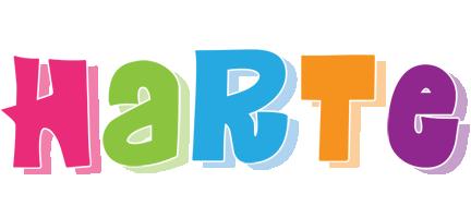 Harte friday logo