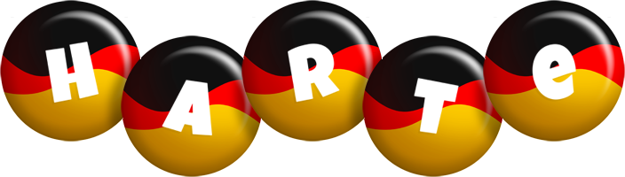 Harte german logo
