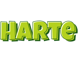 Harte summer logo