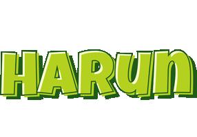 Harun summer logo