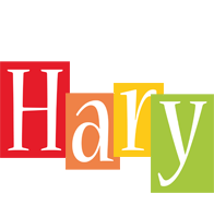 Hary colors logo