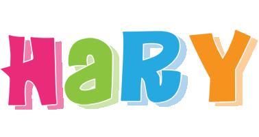 Hary friday logo