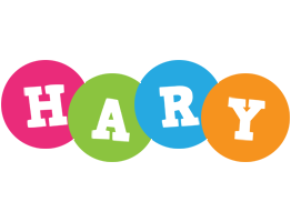 Hary friends logo