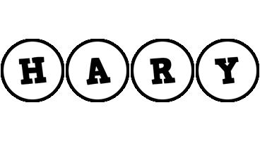 Hary handy logo