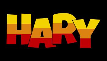 Hary jungle logo