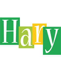 Hary lemonade logo