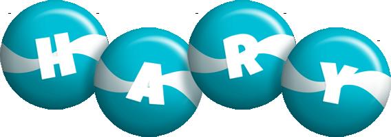 Hary messi logo