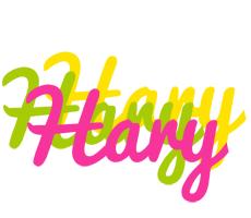 Hary sweets logo
