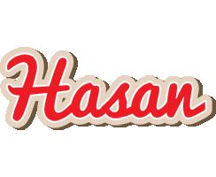 Hasan chocolate logo
