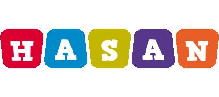 Hasan daycare logo