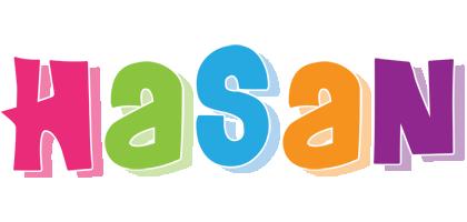 Hasan friday logo