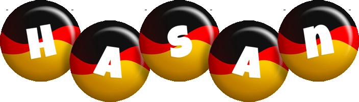 Hasan german logo