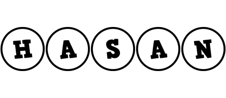 Hasan handy logo