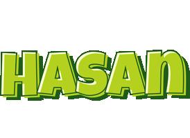 Hasan summer logo