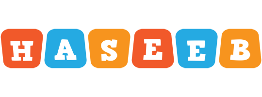 Haseeb comics logo