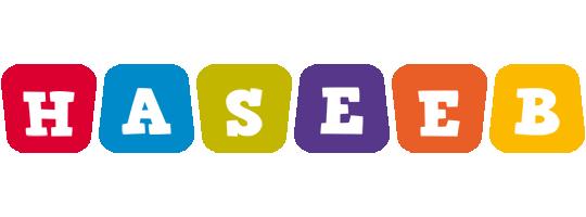 Haseeb daycare logo