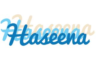 Haseena breeze logo