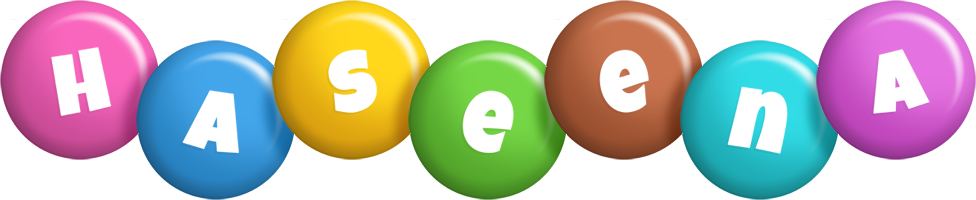 Haseena candy logo