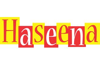 Haseena errors logo
