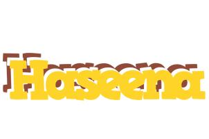 Haseena hotcup logo