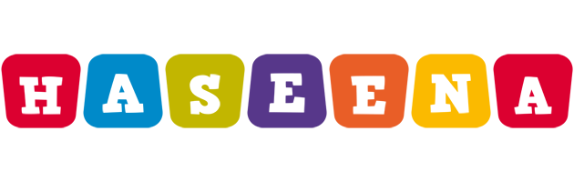Haseena kiddo logo