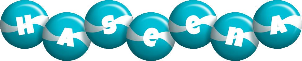 Haseena messi logo